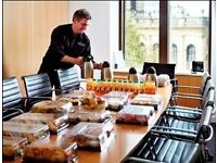 PART TIME Friendly Catering Assistant Required