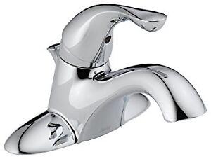 Delta single handle faucet