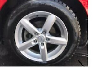 KUMHO Winter Tires & Mags - Mint Condition - 16""