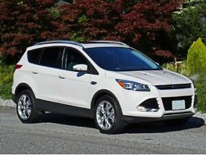 2016 Ford Escape Titanium SUV 4WD Lease Takeover - 36 Months