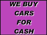 CASH CASH CASH FOR YOUR CARS 07928 222 973