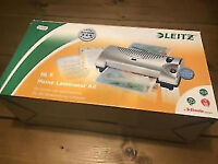 Esselte Leitz HL9 Photo Laminator - Unused, still in box