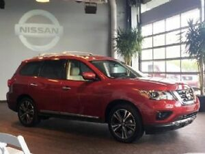 2017 Nissan Pathfinder AWD SL V6 w/Premium Tech Package