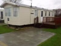 Caravan for hire at flamingo land weeks available from 24th june until september from £600 TO £675