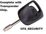 Ford Key Blank