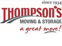 Thompson's Moving & Storage