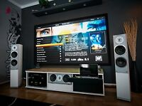 Home Entertainment System Planning