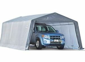 WANTED: Portable garage / car shelter