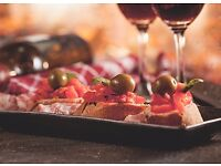 Scruff n Ken Promotions Presents a Wine and Tapas Evening, Pebblebed Wine Cellar, Topsham