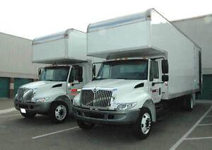 Demenagement a 20$ par heure/ Moving services 20$/ 514-812-2244