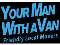 man and van service ... start from £15