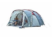 10 birth pro action hyper dome tent 2 room and living area