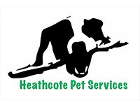 Heathcote Pet Services - Local dog walker/dog walking/pop in service