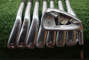 TaylorMade Irons BurnerTP 3-P shaft S300 RH West Lakes Charles Sturt Area Preview