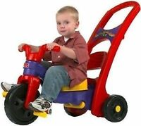 Tricycle Fisher price