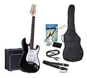 E-gitarre Set