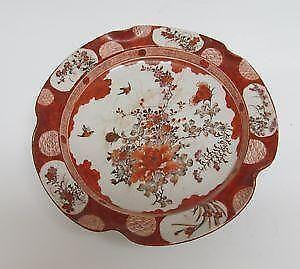 Antiques Marks Reasonable Price Supply Antique Japanese Porcelain Hand Painted Plate