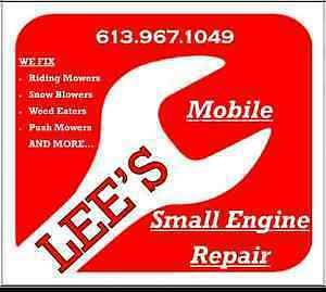 LEE'S Mobile Small Engine Repairl