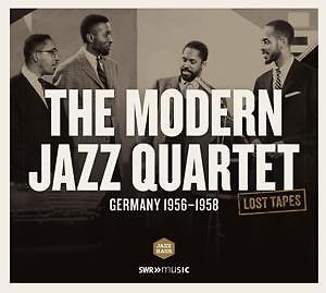 Modern Jazz Quartet - Ronell / Lewis / Jackson / Kay (2016, CD NEU)