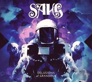 Sahg - Delusions Of Grandeur  CD  NEU