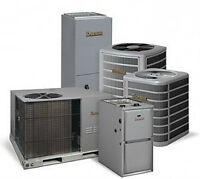 High Efficiency Furnace/Air Conditioner Rent To Own-Free Upgrade