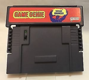 Game Genie for SNES