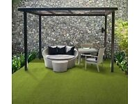 Artificial grass, 40 mm thick . Top quality, 100 sq m roll, £1400