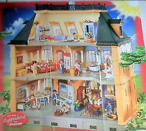 playmobil haus erweiterung ebay. Black Bedroom Furniture Sets. Home Design Ideas