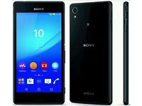 "Absolutely Amazing Sony Xperia M Series, UNLOCKED, 5"" Slim & Sleek, Best Camera Front & Back, 4G LTE"