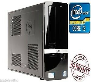 HP PRO Slim Intel Core i3 2.9GHz - 4GB - 500GB HDD