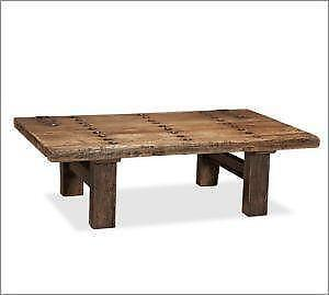 Pottery Barn Tables