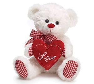 Big Valentine Teddy Bears