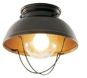 vintage brass light fixture