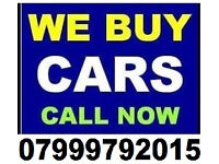 We Buy Any Car for Cash BEST price.