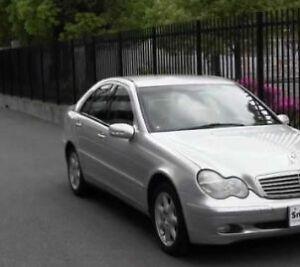 2004 Mercedes-Benz C-Class C230 kompressor Sedan