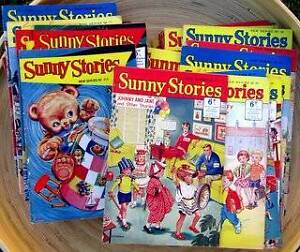 Sunny Stories - 38 comic books Centenary Heights Toowoomba City Preview
