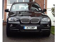 BMW X5 4.8i Black 2009