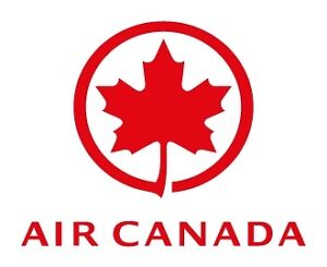 25% off Air Canada flights for 2 people