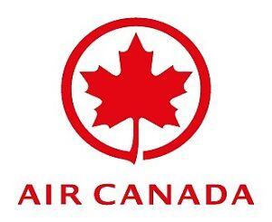 Air Canada - 15% off International or 10% off North America Fare
