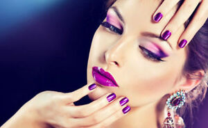 Beautician with more than twenty years  experience in Brampton