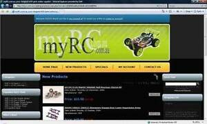 myRC Hobbystore Online store for Sale Sunnybank Brisbane South West Preview