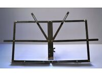 Music stand (table top)