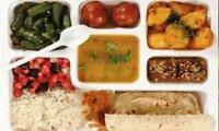Indian Vegetarian Food/Tiffin