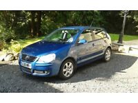 VW Polo Match 1.4. Excellent condition. Full service history. Two careful owners.