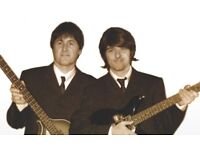 THE BEATLES TRIBUTE DINNER AND SHOW