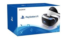 Playstation VR Brand New - excellent conditions