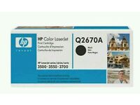 HP Colour Laserjet 3500/3550/3700 - Black