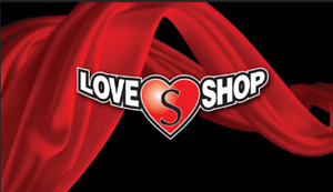 Hiring part time at the love shop