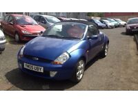 2005 FORD STREETKA ROADSTER not fiesta golf focus civic 308 corsa clio megane