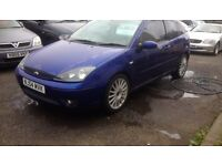 2004 54 FORD FOCUS 2.0 ST170